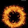Im Feuer – Buchseite